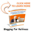Blogging for Retirees