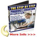 Step By Step Product Creation